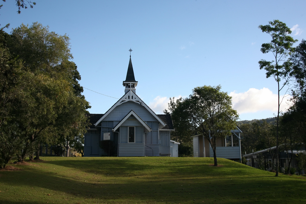 Church Planting in the Anglican Mind